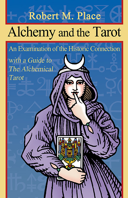 72 Alchemy and Tarot Cover