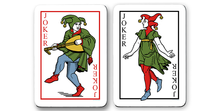 The Hermes Playing Card Oracle Tarot Divination Decks With