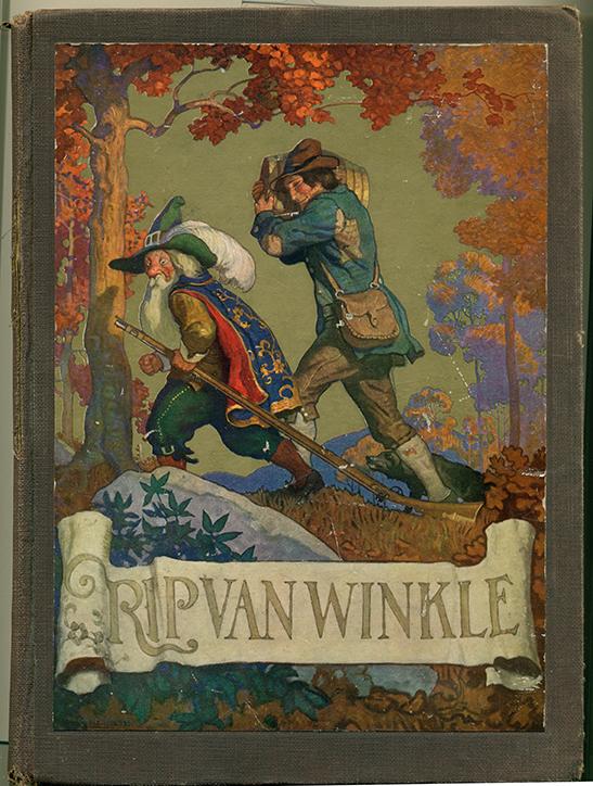 72dpi NCWyeth-Rip-1921-Cover