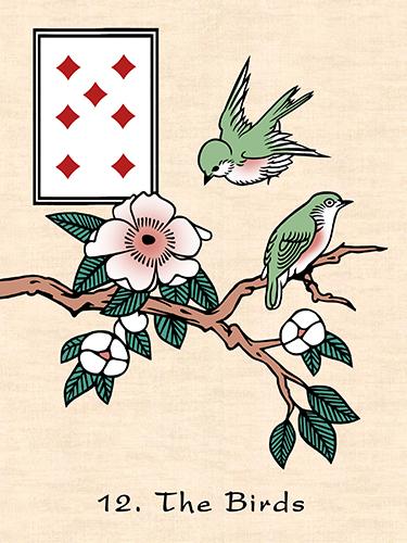 125dpi 12 japan birds