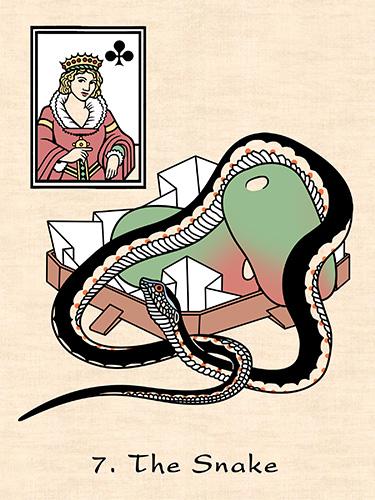 125dpi 7 japan snake