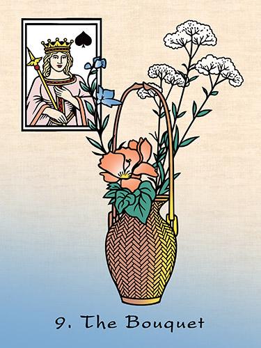 125dpi 9 japan bouquet