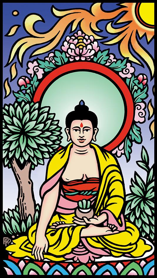 150dpi 16-Buddha-Tower