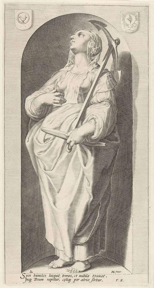 Hope engraving 1593 Hendrick Coltzius.jpg